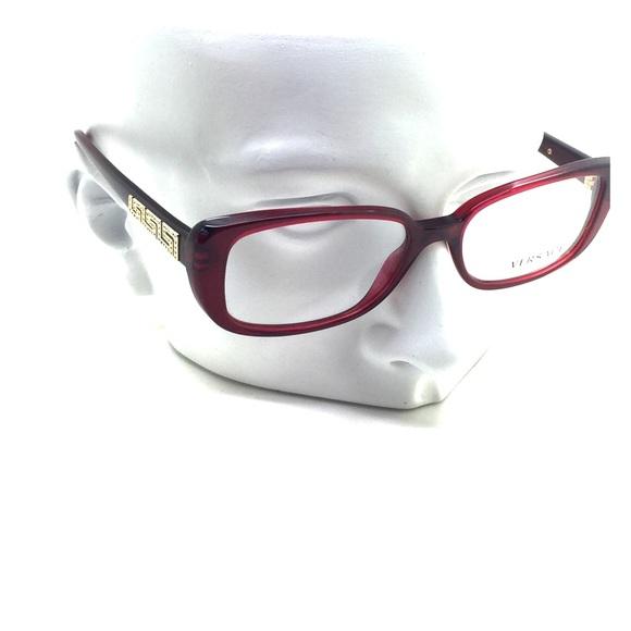 71faa3d38a358 New Versace Mod. 3178-B 388 53mm Eyeglasses